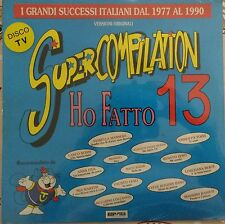 Supercompilation Ho Fatto 13 Vasco Rossi Lp Vinyl 33 Giri New Sealed
