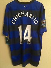 England Manchester United  Chicharito Mexico Shirt Real Madrid Football Jersey