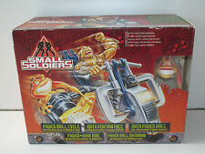 """SMALL SOLDIERS """"POWER DRILL CYCLE"""" MIB 1998 KENNER DISNEY"""