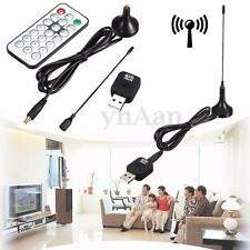 DVB-T Mini USB2.0 Digital TV HDTV Stick Tuner Recorder Receiver Remote Control