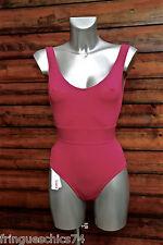 maillot de bain rose artificiel ERES impec duni T 36/38 (US 6) NEUF valeur 255€