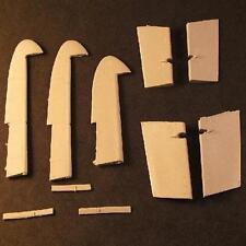 MODEL DESIGN CONSTRUCTION CV48022 - MOSQUITO CONTROL SURFACE SET 1/48 KIT
