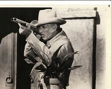 CBS Original One Of  A Kind Press Photo Lee Van Cleef The Magnificent Seven Ride