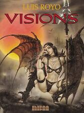 Visions by Luis Royo (2003, Paperback)