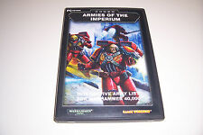 Codex Armies of the Imperium - PC CD Rom - GW - Good