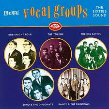 Laurie Vocal Groups: The Sixties Sound (CDCHD 346)