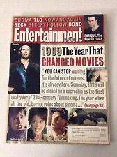 Entertainment Weekly Magazine Blair Witch Project November 26, 1999 031917NONRH