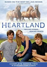 NEW HEARTLAND 2 Lauren Brooke Complete Series Two 5 DVD Box Set Second Season
