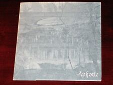 Aphotic: S/T ST Self Titled Same - Limited Edition EP CD 2000 Gatefold Slipcase