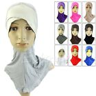 Muslim Scarf Inner Hijab Caps Islamic Full Cover Cotton Hats Underscarf