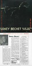 CD Sidney Bechet And His Blue Note Jazzmen Vol. 3 Vol. 4 MINI LP REPLICA CARDSL