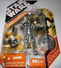 "Hasbro  STAR   WARS   TC - 14   FANS'   CHOICE   yr.2007   33/4""  Action  Figure"