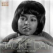 Jackie Day - The Complete Jackie Day - Dig It The Most (CDKEND 359)