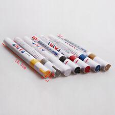 7pc Sharpie Tyre Tread Rubber Paint Marker Pen Oil Based Fine Point Waterproof