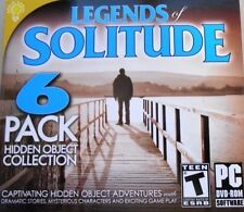 Legends Of Solitude PC Games Windows 10 8 7 Vista XP Computer hidden object pack