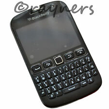 "Grade A Handset Only | BlackBerry 9720 SIM Free Black | BBM 5MP 2.8"" Qwerty OS7"