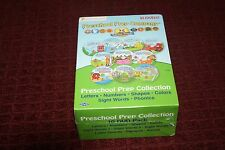 Preschool Prep Series Collection - 10 DVD Boxed Set *Brand New Sealed*