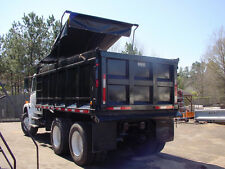 Asphalt Dump Truck Tarp with Side Flaps for a 12' Bed *Various sizes available*
