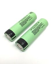 2x Genuine Panasonic NCR18650B 3.7v 3400mAH Li High Capacity 18650