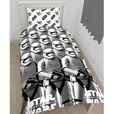 STAR WARS EPISODE VII FORCE AWAKENS 'AWAKEN' SINGLE DUVET COVER SET NEW