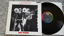 Queen - One vision US 12'' Vinyl PROMO WITH COVER
