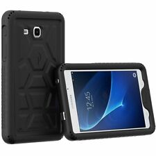 Poetic TurtleSkin Tablet Silicone Case for Samsung Galaxy Tab A 7.0 Black