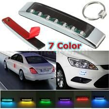 WIRELESS CAR SOLAR LED STROBE WARNING LIGHTS FLASH EMERGENCY SIDE SIGNAL BLINKER