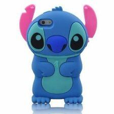 For IPhone 5 5S 5C SE 3D Stitch Soft Silicone Character Case  - BP