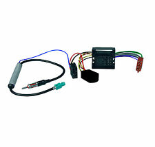 RADIO ADAPTER KABEL CanBus Interface für OPEL Agila Astra H Corsa C D #AS-3300#