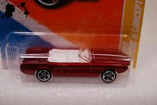 Hot Wheels 2011 '63 Ford Mustang II Concept #014/244