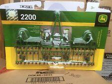 ERTL 1:64 John Deere 2200 Field Cultivator