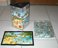 PUZZLE LOUP The Beachies 750 pz – Heye 1985 NUOVO Spiaggia art 8581