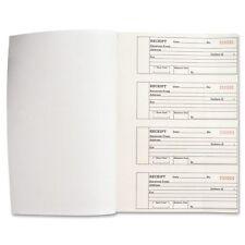 Business Source Duplicate 2-Part Receipt Book - BSN39558
