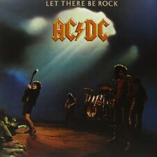 Ac/Dc - Let There Be Rock LP Vinile EPIC
