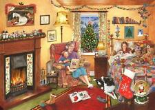 House Of Puzzles  500 PIECE JIGSAW PUZZLE - Story For Christmas Collectors No 11