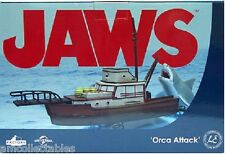 FACTORY - JAWS ORCA ATTACK SHAKEMS PREMIUM MOTION STATUE - FIGUR  - LIMITED EDT