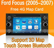 Car Multimedia Player for Ford Focus Galaxy Kuga Connect C-Max DVD GPS Navi
