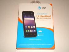 At&T GoPhone Alcatel IDEAL Brand New/ SEALED 8GB Black FAST SHIP