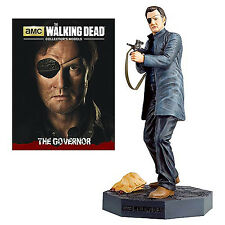 THE Walking Dead #4 - Il Governatore-STATUA STATUINA EAGLEMOSS figure e opuscolo