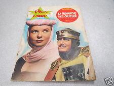 CINE VAILLANCE STAR N° 21 1962 LA REVANCHE DES GUEUX *