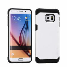 STEALTH WHITE TOUGH ARMOUR SHOCK CASE SAMSUNG GALAXY S6 LIKE SPIGEN LIFEPROOF