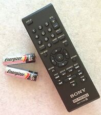 Sony DVD Portable Remote RMT-D195 FX750 FX820 FX930 With Batteries