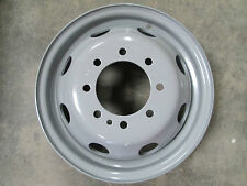 92 - 07 FORD E350 VAN RIMS / WHEELS 16 INCH STEEL DUALLY / DUAL REAR WHEELS