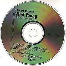 NEIL YOUNG Are you Passionate RARE ADVNCE PROMO DJ CD