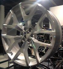 26'' inch GMC Sierra Denali Wheels Tires Rims Chevy Silverado Avalanche Suburban