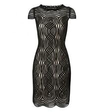 HOBBS 'Hollywood' Exclusive Black Dress, UK 10, RRP £299