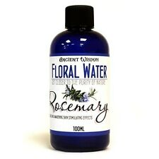 Rosemary Flower Water - Essential Water - Refreshing Toning Conditioning