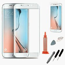 Sliver Replacement Screen Glass Repair Tools Kit For Samsung Galaxy S7 Edge G935