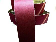 10 x Schleifbänder Bosch Skil Makita 75 x 457 mm Schleifband  Korngröße P 40