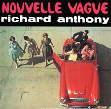 CD Single Richard ANTHONY Nouvelle vague EP REPLICA 4-track CARD SLEEVE + RARE +